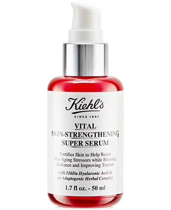 Vital Укрепляющая кожу сыворотка с гиалуроновой кислотой, 1,7 унции. Kiehl's Since 1851