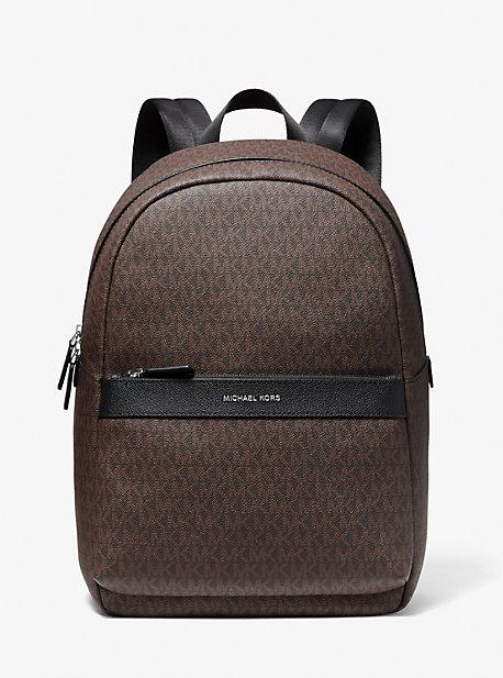 Рюкзак с логотипом Greyson Michael Kors
