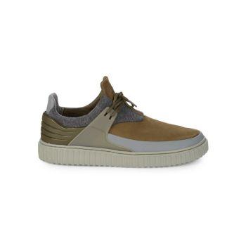 Castucci Suede Sneakers Creative Recreation