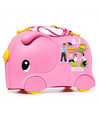 Мольто - Smiler Deluxe Jumbo Case Fundamental Toys