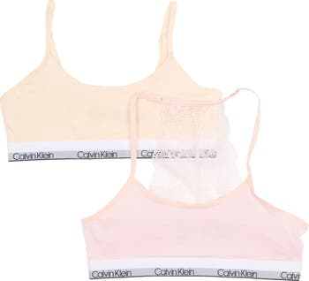 Racerback Bralettes - Pack of 2 Calvin Klein