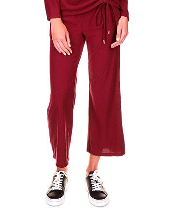 Ribbed Kick-Flare Pants Michael Kors