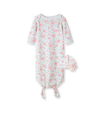 Платье Fourish для маленьких девочек со шляпой Little Me