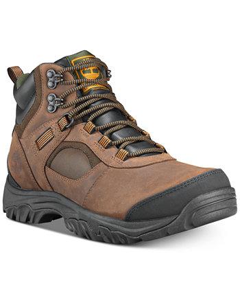 Мужские водонепроницаемые походные ботинки Mt. Major Mid, созданные для Macy's Timberland