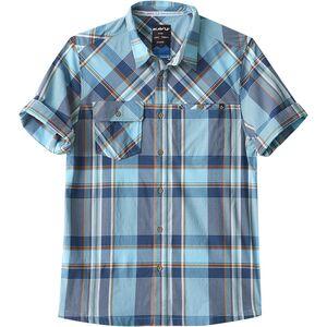 Рубашка с коротким рукавом KAVU Boardwalk KAVU