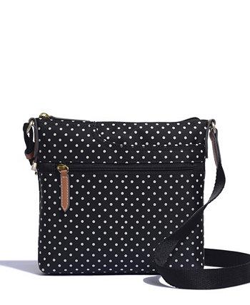 Маленькая женская сумка через плечо на молнии Radley London