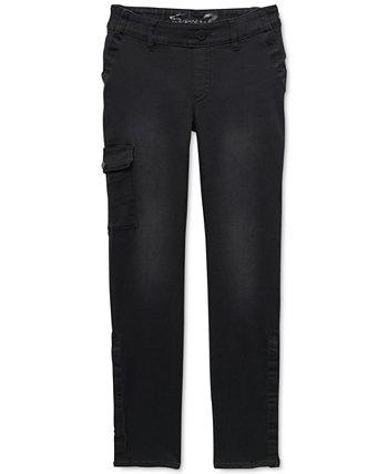 Джинсы с адаптивными зауженными джинсами Seven7