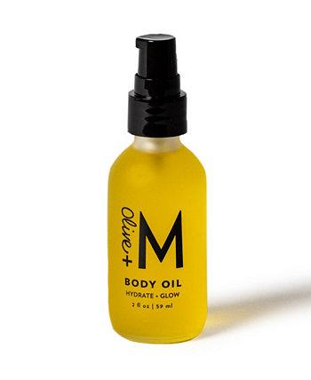 Масло для тела 2, Оз. Olive + M