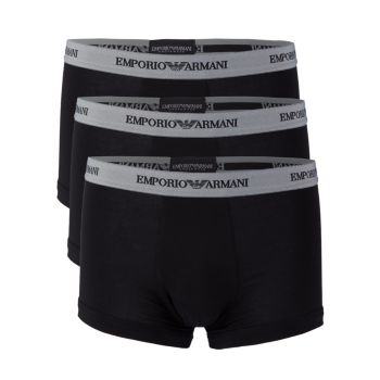 3 пары плавок Essential с логотипом Emporio Armani