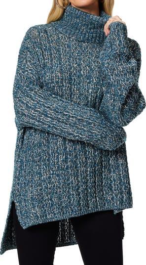 Вязаный свитер с воротником под горло Shirley Ramy Brook