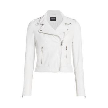 Кожаная куртка Donna LAMARQUE