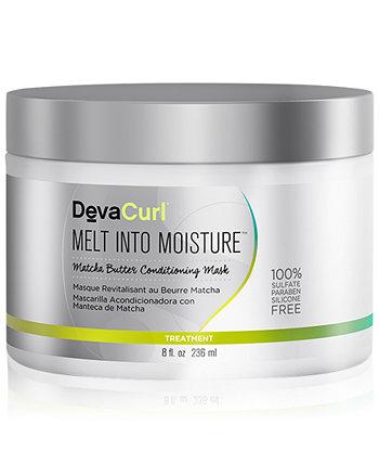 Маска-кондиционер Melt Into Moisture Matcha Butter Conditioning Mask, 8 унций, от PUREBEAUTY Salon & Spa DevaCurl