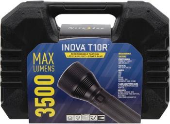 Аккумуляторный светодиодный фонарик Inova T10R + внешний аккумулятор Nite Ize