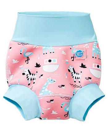 Многоразовый подгузник Happy Nappy Swimwear - Nina's Ark 2-3 года Splash About