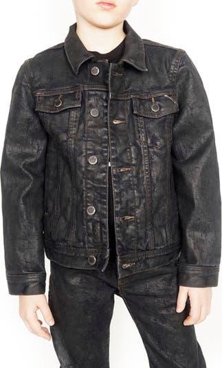 Джинсовая куртка с покрытием Cult Of Individuality