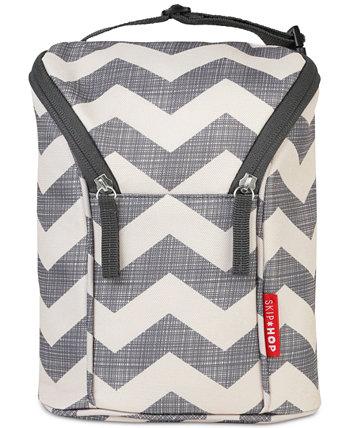 Двойная сумка для бутылочек Grab & Go Skip Hop