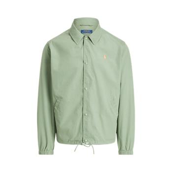 Поплиновая куртка Coach Ralph Lauren