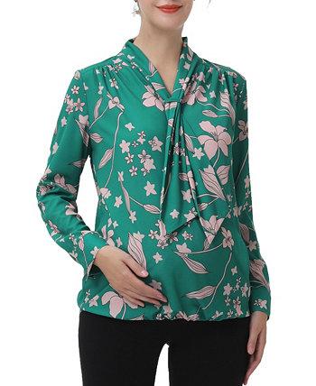 Блузка Grace для беременных и кормящих мам Kimi + kai
