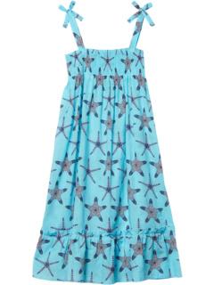 Платье-накидка Gloss Starfish (для малышей / маленьких детей / старших детей) Vilebrequin Kids