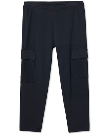 Men's Patchwork French Terry Joggers WeSC