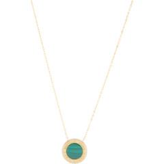 Ожерелье с кулоном из стерлингового серебра с фокусным камнем Michael Kors
