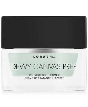 Dewy Canvas Prep Moisturizer + Primer, 1,7 унции. LORAC