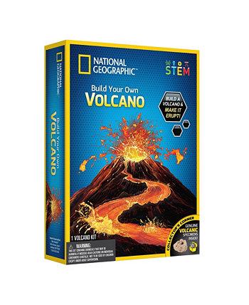 Комплект National Geographic Volcano Science Kit National Geographic