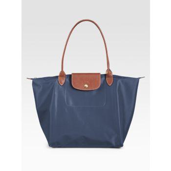 Большая сумка через плечо Le Pliage LONGCHAMP