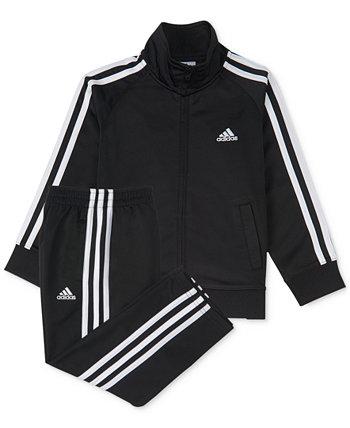 Детские Мальчики 2-Шт. Спортивный костюм с тремя полосками Adidas