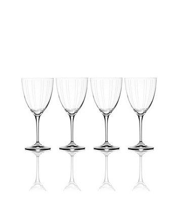 Набор из 4 бокалов для белого вина Berlin, 13,5 унций MIKASA
