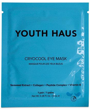 Маска для глаз Youth Haus CryoCool, Single Skin Gym