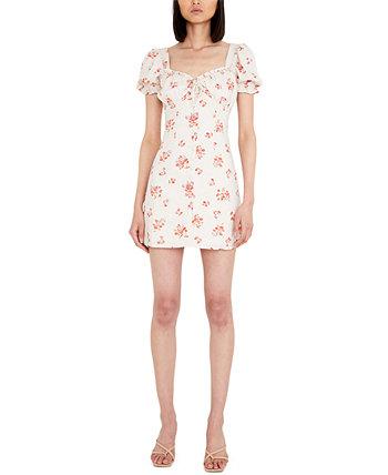 Мини-платье Lucinta с оборками Bardot