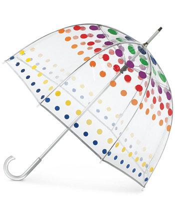 Прозрачный пузырь зонтик Totes