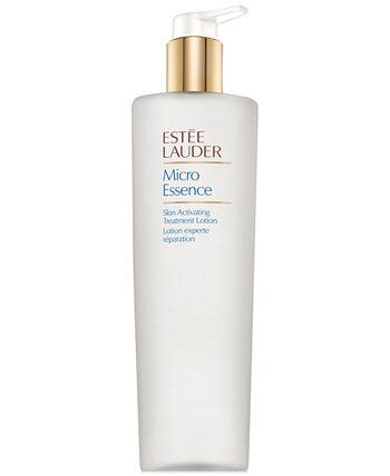 Активизирующий лечебный лосьон Micro Essence для кожи, 13,5 унций. Estee Lauder