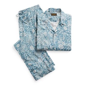 Limited-Edition Paisley Pajama Set Ralph Lauren