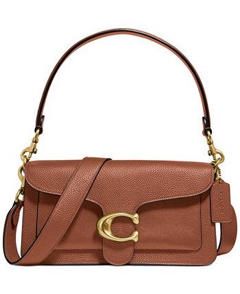Кожаная сумка через плечо Tabby 26 COACH