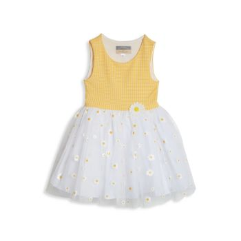 Little Girl's Pippa & amp; Платье-пачка Julie Daisy Pippa & Julie