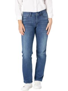 Прямые джинсы Petite Marilyn в цвете Saybrook NYDJ Petite