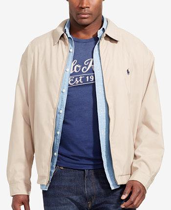 Мужские большие и высокие куртки, ветровка Bi-Swing Ralph Lauren
