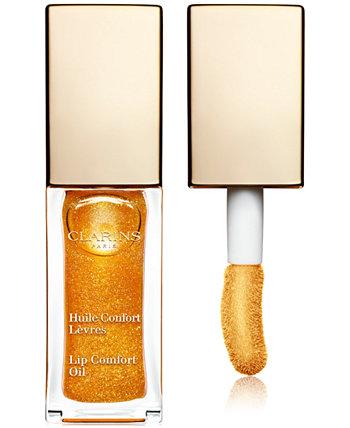 Комфортное масло для губ Shimmer & Shine, 0,1 унции. Clarins