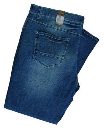 Мужские рабочие брюки стандартного кроя с большими высокими ботинками и джинсами Flypaper
