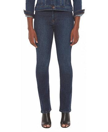 Женские прямые джинсы со средней посадкой Lola Jeans