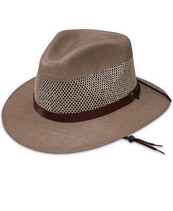 Мужская парусиновая шляпа Afton Stetson