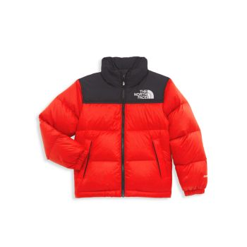 "Little Boy's & amp; Куртка в стиле ретро для мальчиков ""Молодежь 1996"" The North Face"