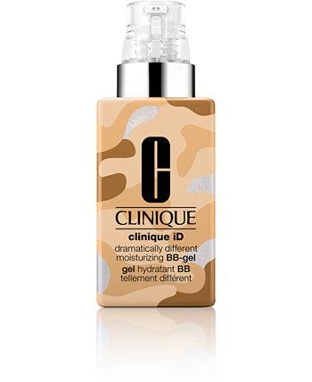 iD значительно отличается увлажняющий BB-гель + активный концентрат картриджа для неровного оттенка кожи Clinique