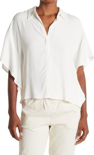 Блуза с рукавами из кафтана CLUB MONACO