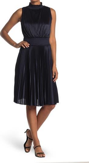 Платье миди со сборками без рукавов Nanette nanette lepore