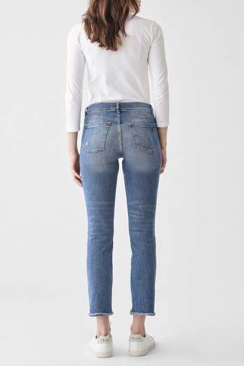 Mara Straight Leg Jeans DL 1961