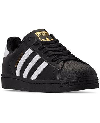 Мужские повседневные кроссовки Superstar от Finish Line Adidas