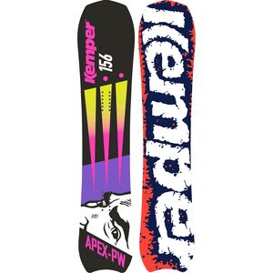 Сноуборд Kemper Snowboards Apex 90's Edition Kemper Snowboards